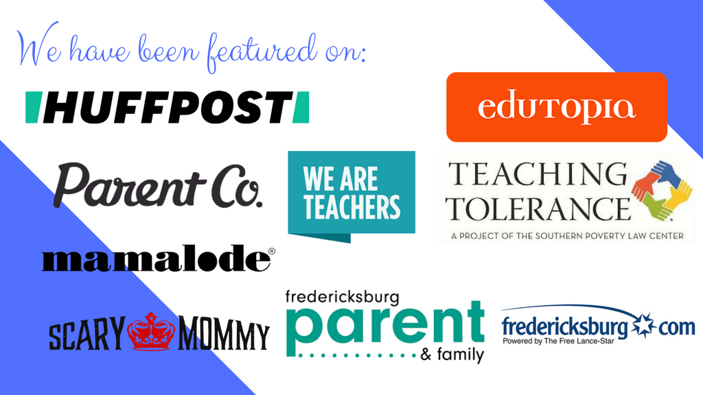 nina parrish has been featured on huffpost parent co we are teachers edutopia teaching tolerance mamalode scary mommy